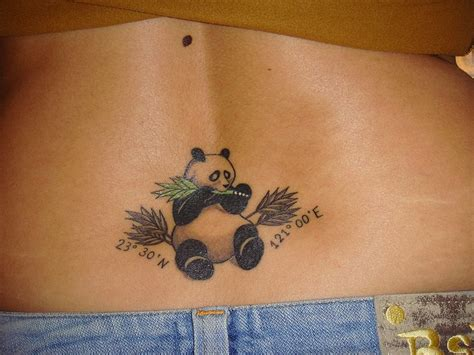 59 amazing panda bear tattoo ideas for girls 59 amazing panda bear tattoo ideas for girls