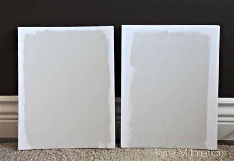 how to compare paint colours sherwin williams agreeable gray and repose gray sles by m