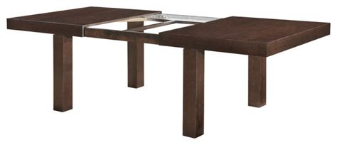Folding Extendable Dining Table Resolve Extendable Dining Table Transitional Folding Tables By Bh Design