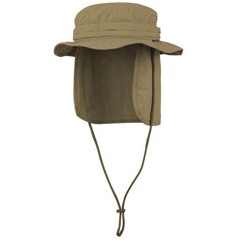 coyote tactical hat pentagon kalahari hat tactical combat sun outdoor