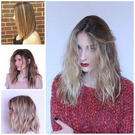 Casual Hairstyles by Casual Mid Length Hairstyles Haircuts Hairstyles 2017