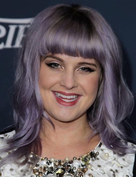 2014 Kelly Osbourne Hairstyles: Shoulder Length Haircut
