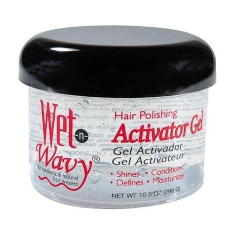 gel activator for hair wet n wavy hair polishing activator gel 10 5