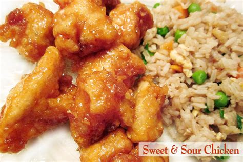 Sweet Sour by Sweet And Sour Chicken Recipe Dishmaps