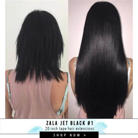 before after zala hair extensions customer before and after photos