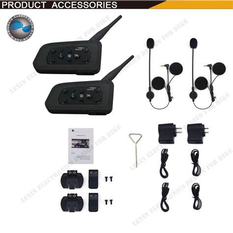 Motorrad Headset China by Online Kaufen Gro 223 Handel Headset Helm Aus China Headset