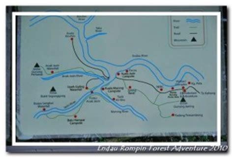 endau resort map 3d2n endau rompin national park adventure tour day 2