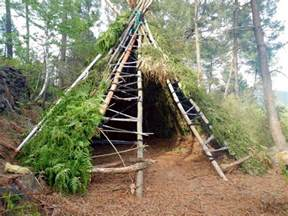 S Shelter Building A Tepee Shelter The Easy Way 187 Shtf Survival Secrets