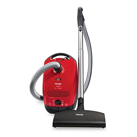 bed bath beyond vacuums buy miele s2181 classic c1 titan canister vacuum from bed