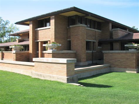 Martin House by Frank Lloyd Wright For Our Feathered Friends The Goods