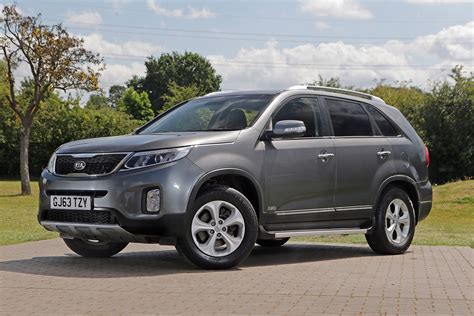 Kia Used by Used Kia Sorento Review Auto Express