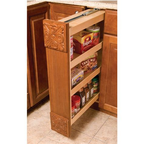 kitchen cabinet filler kitchenmate kitchen base cabinet filler pantry by omega