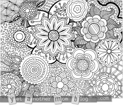 zen coloring pages pdf free adult coloring pages the cottage market