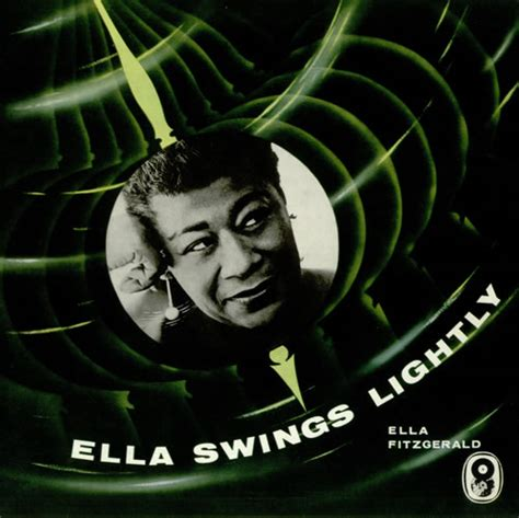 ella swings lightly ella fitzgerald ella swings lightly vinyl records lp cd