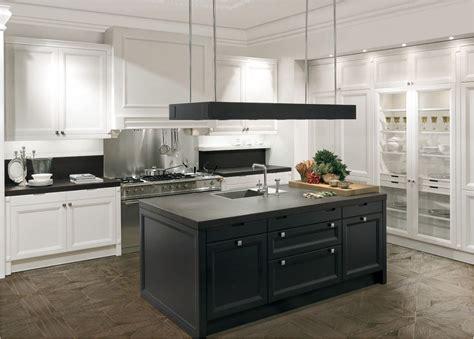 delightful trendy black kitchen island with granite top