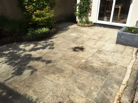 Limestone Patio by Limestone Posts Cleaning And Polishing Tips For