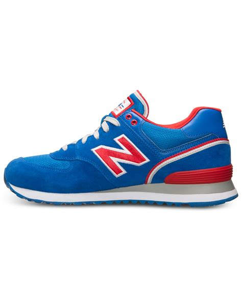 new balance s 574 casual sneakers from finish line in