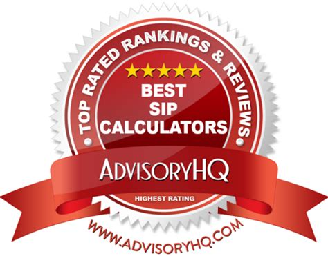 best sip investment top 5 best sip calculators 2017 ranking sip return