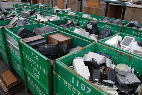 electronic waste monterey regional waste management district