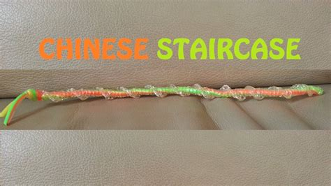 chinese staircase stitch youtube
