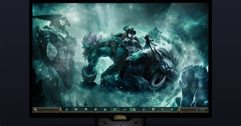 themes in the book legend league of legends game theme for win7