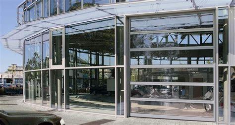 Sectional Industrial Doors by Almet Doors