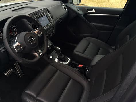 volkswagen tiguan 2016 interior review 2016 volkswagen tiguan r line 4motion a