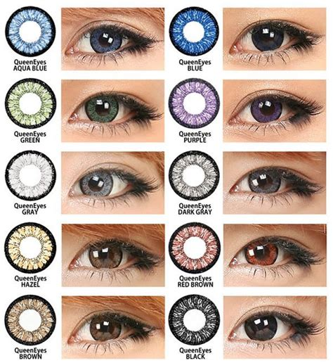 how many eye colors are there 17 best ideas about colored contacts on