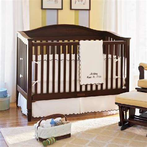 Canadian Crib Manufacturers by Pottery Barn Recalls To Repair Drop Side Cribs Due To