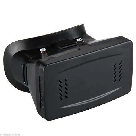 Taffware Cardboard Vr Box Mount Second Generation 3d taffware cardboard vr box mount second generation 3d reality black