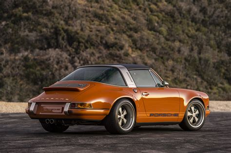 singer porsche singer s orange luxemburg targa is singer