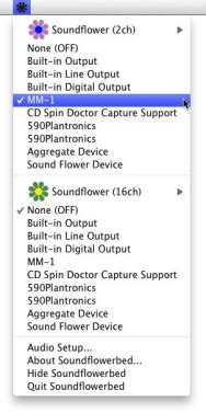 soundflower bed soundflower download tutorial and alternatives