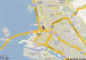 map of extended stay america oakland emeryville emeryville