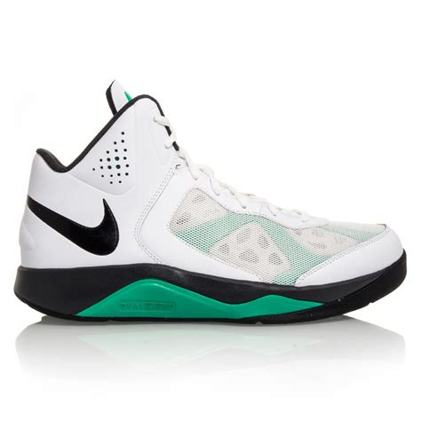 teal basketball shoes nike dual fusion bb mens basketball shoes white black