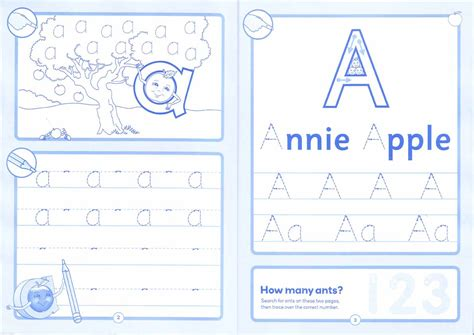 annie apple coloring page free coloring pages of letterland alphabet