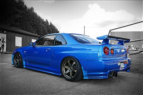 nissan r34 fast and furious nissan skyline gtr r34 fast and furious 75 mobmasker