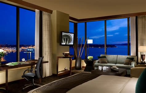 hotels with in room seattle the coolest in room technology in hotels around the world travel tripper