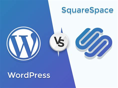 Get Squarespace Card Template Source Code by Squarespace Vs Best Website Builder In 2017