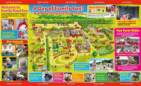 map of uk zoomable pennywell farm map tourist attraction