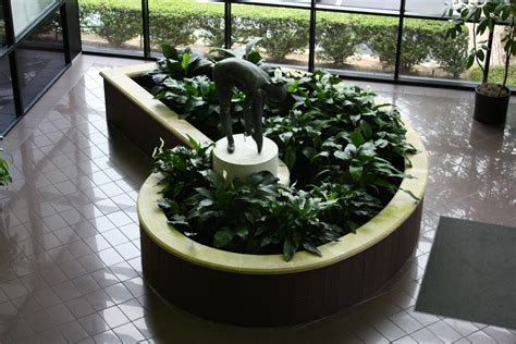 Lobby Planters by Portfolio Creative Plant Designs