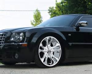 Rims For A Chrysler 300 2010 Chrysler 300 Custom Wheels