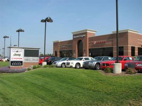 Jeep Dealers In Michigan Harold Zeigler Chrysler Dodge Jeep Ram Fiat Car Dealership