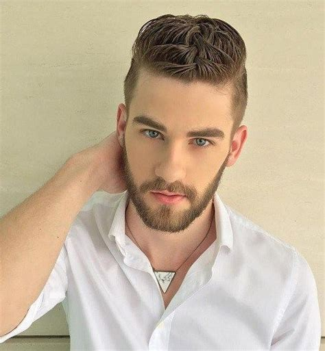 guy with french braids shaved side 30 best images about men s fashion braided hair on