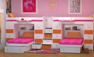 4 Bed Bunk Beds Spencer Stairway Bunk Beds For Four From Totally No