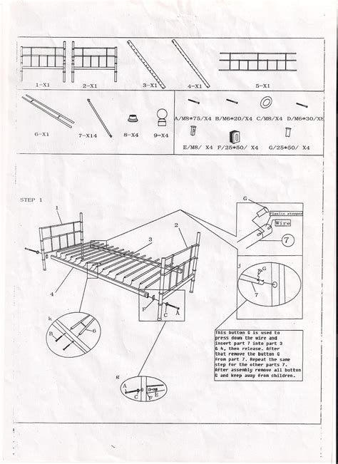 futon company instructions futon company instructions bm furnititure