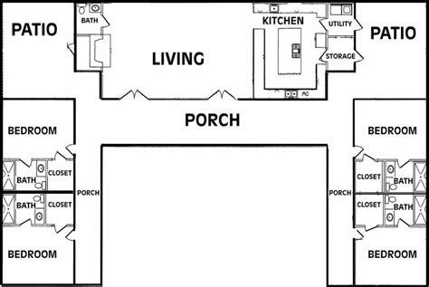 u shaped house plans single level best 25 u shaped houses ideas on pinterest u shaped house plans house plans with