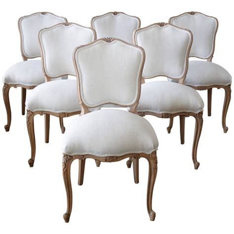 french country dining room chairs louis xv style french country dining chairs at 1stdibs