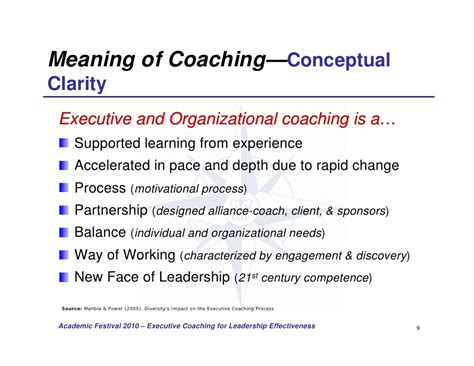 meaning of couching academic festival executive leadership coaching guest v1