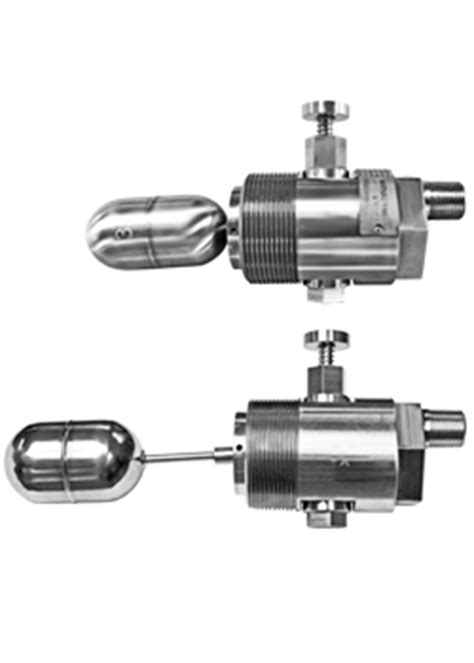 L072 Series Liquid Level Float Switch With Manual Reset - SWI
