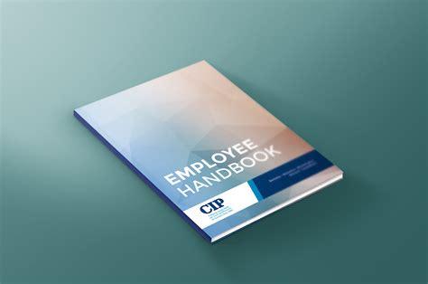 cover design handbook modern bold book cover design for college internship